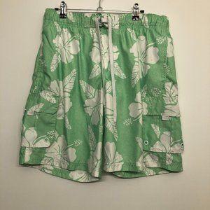 OP Men's Swim Trunks Board Shorts Lined Medium 32